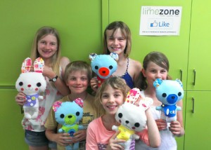 Sew A Soft Toy at The Lime Zone