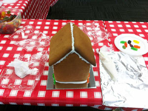 Gingerbread Cottage 1