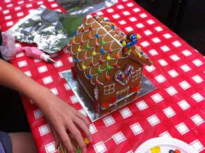Gingerbread Cottage 3